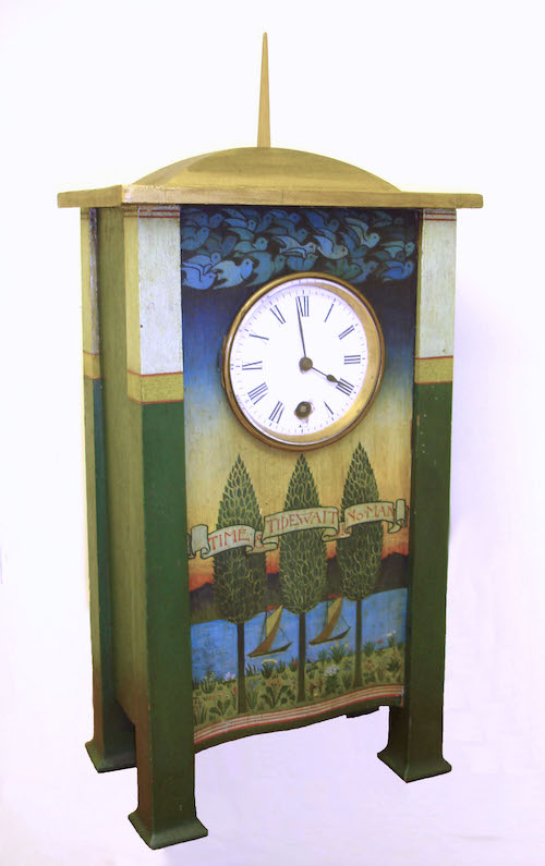 C.F.A. Voysey Arts And Crafts Clock, £141,000